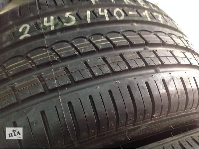 New 245/40 R 17 Pirelli( P Zero Rosso  )!Новые шины для легкового авто! Шини Всех Размеров! Гарантия- объявление о продаже  в Черновцах