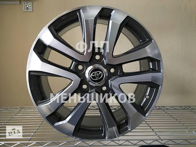 продам NEW R20 5x150 оригинальные диски Toyota Land Cruiser 100/200, Lexus LX, Япония бу в Харькове