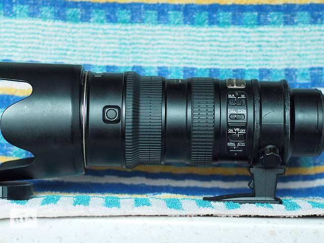 бу Nikon Af-s 70-200 f2.8G ED VR в Киеве