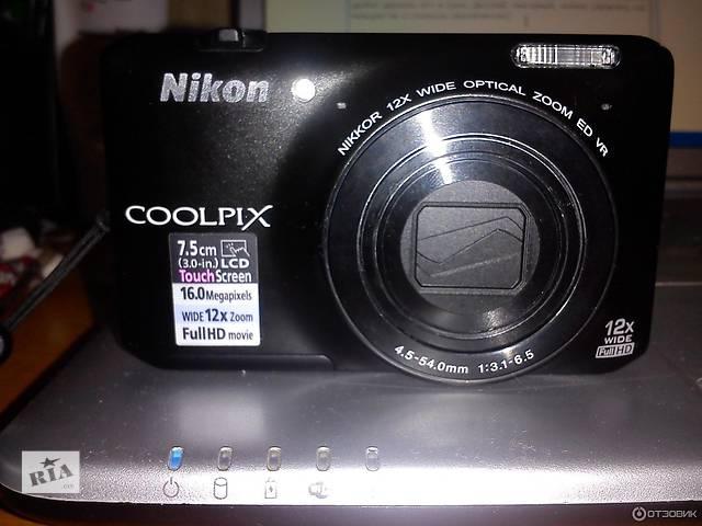 купить бу Nikon Coolpix S6400 в Славутиче