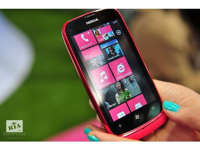 купить бу Nokia Lumia 610  в Одессе