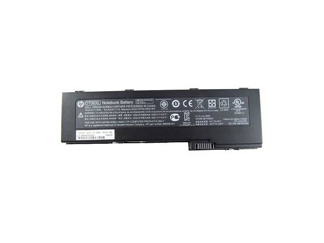купить бу Аккумулятор для ноутбука HP HP Compaq 2710p HSTNN-CB45 3600mAh (39Wh) 6cell 10.8V Li-ion (A41435) в Киеве