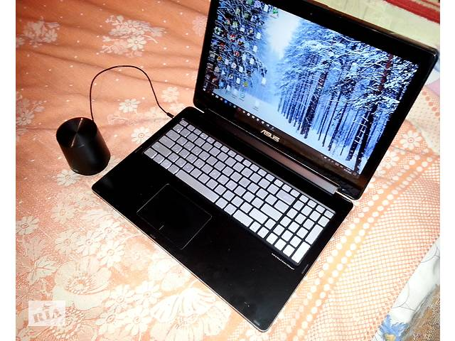 продам ASUS ZenBook NX, UX Q551LN IPS FullHD i7-4510U/6Gb/500Gb/HD4400+GF840M бу в Харькове