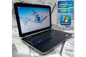 б/у Ноутбуки для простых задач Dell Dell Latitude E5520
