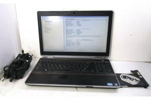 б/в Ігрові ноутбуки Dell Dell Latitude E6520