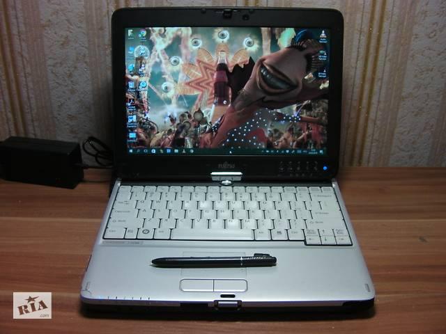 продам Fujitsu Lefebook T4410 12.1 Дюйма Поворотный Мультитач P9700 2.93ГГц 3/160 ВебКа Новое З/У АКБ Запасной Верх в Сборе США бу в Киеве