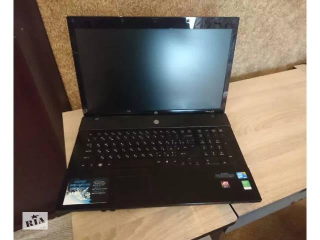 продам HP ProBook 4710s/(2.0 ГГц)/RAM 4 ГБ/HDD 500 ГБ/Radeon HD 4330 бу в Киеве