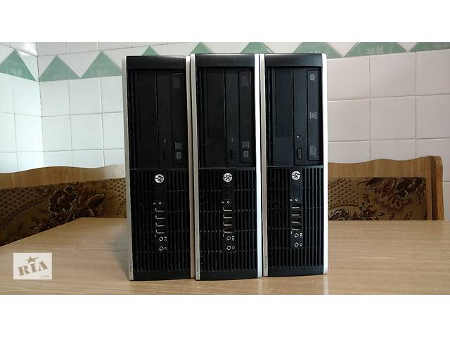 Комп'ютер HP Compaq Elite 6300 SFF, 4 ядерний i5-3570 3,4-3,8Ghz, 8GB, 500GB.