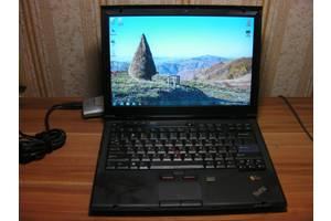 б/у Тонкие и легкие ноутбуки IBM/ThinkPad