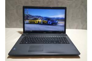б/у Ноуты для работы и учебы Acer Acer Aspire 7739