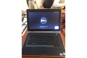 б/в Ноути для роботи та навчання Dell Dell Latitude E6420