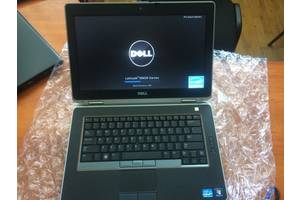 б/у Эксклюзивные модели ноутбуков Dell Dell Latitude E6420