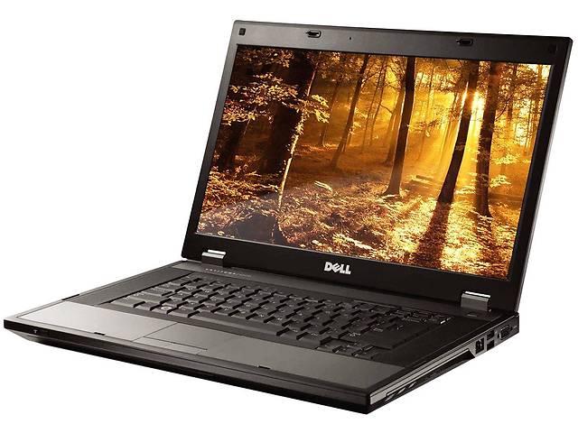 бу Ноутбук Dell Latitude E5410 14.1 HD LED (Core i5-560M 2.6 ГГц, 4 ГБ ОЗУ DDR3, DVD-RW, Windows7) в Харькове