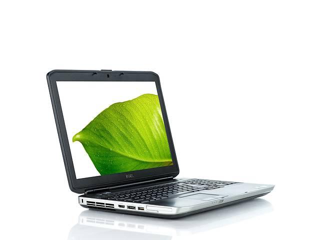 купить бу Ноутбук Dell Latitude E5530 15.6 (Core i5-3230m 2.6 ГГц, 4 ГБ ОЗУ DDR3, 320 HDD, Windows 7) в Харькове