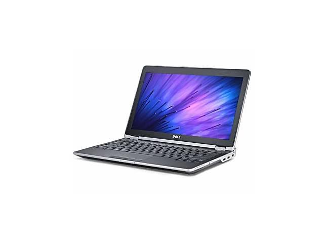 бу Ноутбук Dell Latitude E6230 12.5 HD LED (Core i5-3340M 2.7 ГГц, 4 ГБ ОЗУ DDR3, DVD-RW, Windows 7) в Харькове
