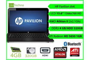б/у Ноуты для работы и учебы HP (Hewlett Packard) Hp Pavilion dv6