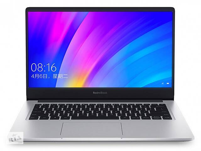 бу Ноутбук Xiaomi RedmiBook 14 i3 8th 4/256Gb Silver (JYU4136CN) в Харькове
