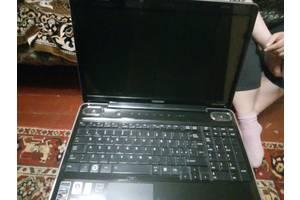 б/у Тонкие и легкие ноутбуки Toshiba Satellite P500