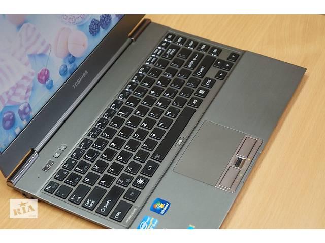 """бу Ультрабук Toshiba Portege Z930 13.3"""", i5-3427U, 128 SSD, 4Gb, 6 міс. гарантія в Хмельницком"""