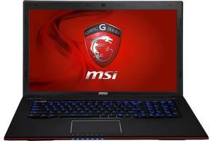 Новые Игровые ноутбуки MSI