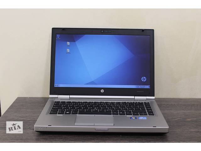 продам Ноутбук HP Elitebook 8470p i5 2.5mhz /4Gb RAM/ 128gb SSD / 1600*900 бу в Киеве