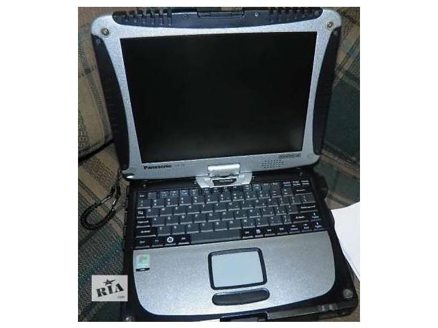 продам Ноутбук Panasonic CF-19 MK2 с GPS бу в Киеве