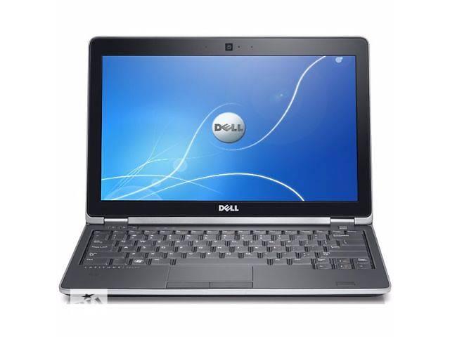 """купить бу Ноутбук с Европы! Dell Latitude E6230 / 12.5"""" / i5 (3пок) 3340M 2.7GHz / 4GB DDR3 / 320GB в Знаменке (Кировоградской обл.)"""