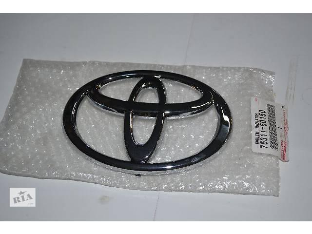 Нова емблема для легкового авто Toyota Land Cruiser Prado 120- объявление о продаже  в Бродах (Львовской обл.)