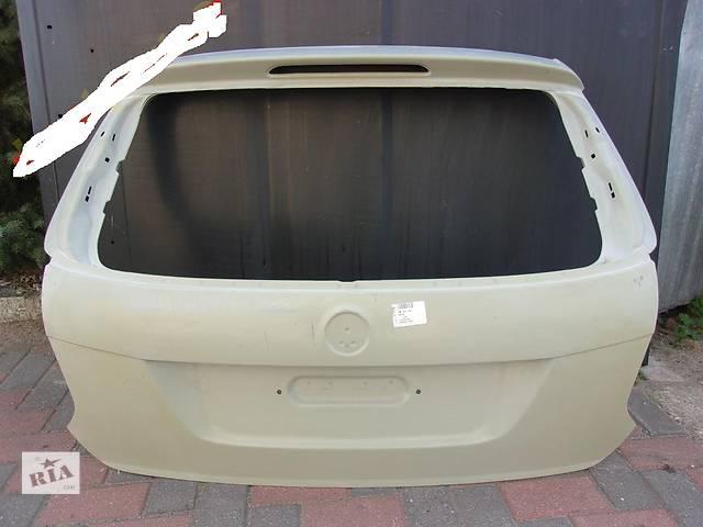 бу Новая крышка багажника для легкового авто Volkswagen Golf V в Тернополе