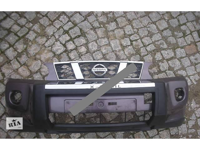 купить бу Новая накладка бампера для легкового авто Nissan X-Trail в Луцке
