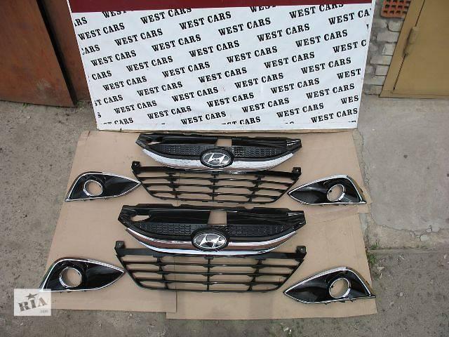 продам Новая решётка бампера для легкового авто Hyundai IX35 бу в Луцке