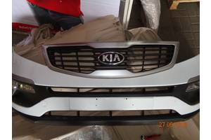 Новые Решётки бампера Kia Sportage