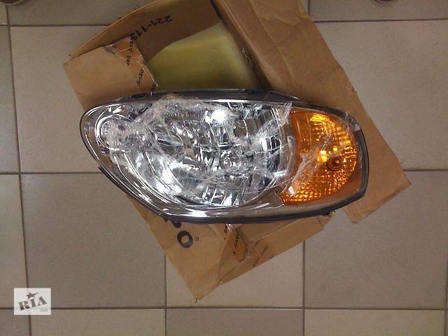 купить бу Новая(Тайвань-Depo) фара передняя правая для легкового авто Hyundai Accent 2003,2004,2005 в Одессе