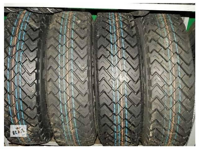 купить бу Новые грузовые шины BARUM BF 23 , 215 / 75R17.5 ведущая Чехия год 2016 в Самборе