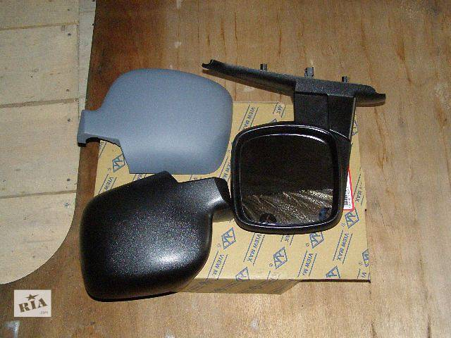 продам Нові та б/у Детали кузова Зеркало Легковой Renault Kangoo пасс. 2010 бу в Дубно (Ровенской обл.)