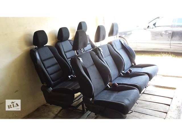 бу Новое сиденье для легкового авто в Львове