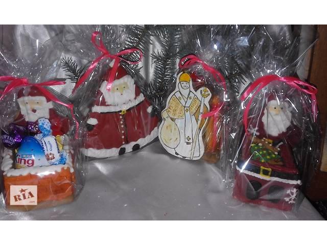 продам Новогодние пряничные подарки-сладости бу в Ужгороде