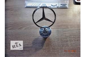 Новые Хромированные накладки Mercedes