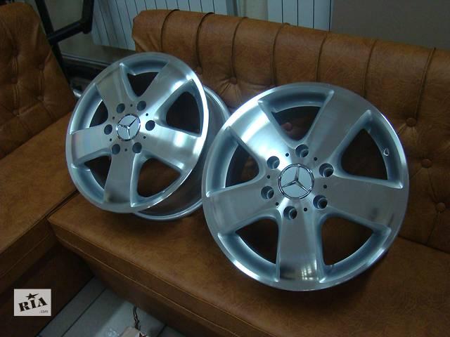 Новые литые диски Mercedes Sprinter Crafter w903 w906 R15 R16 Germany///- объявление о продаже  в Ровно