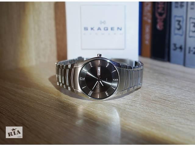 продам Чоловічі годинники skagen 531xlsxm1 (оригінал) пр-во данія бу в Києві 3448c270cefd6