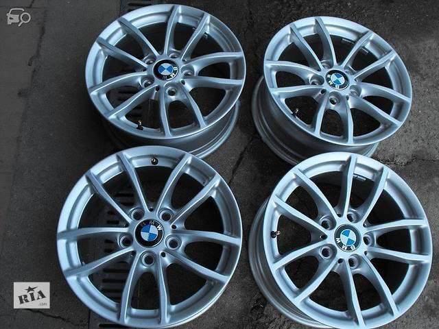 бу Нові оригінальні диски BMW Styling 378 7 R16 5X120 ET40 в Виннице