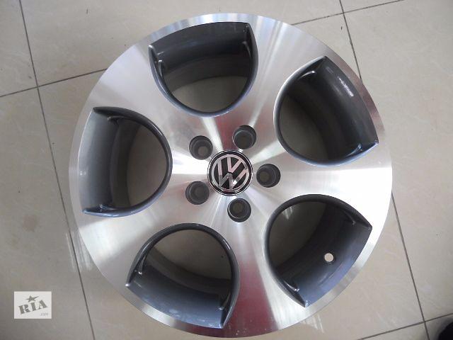 бу Цена за диск. Новые R15 5x100 Оригинальные литые  диски  на Volkswagen Polo. Производство Германия в Харькове