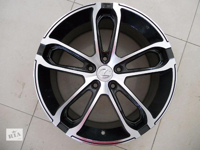 купить бу Цена за диск. Новые R18 5x114.3 Оригинальные литые диски на Lexus- Rx,Gs,Es фирменные диски Производство Япония в Харькове