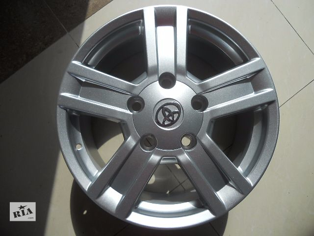 продам Цена за диск. Новые R18 5x150 оригинальные литые диски Toyota LAND CRUISER100\200\TUNDRA\SEQUOIA бу в Харькове