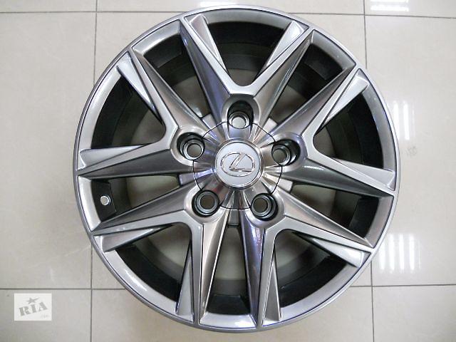 бу Цена за диск. Новые R18 5x150 оригинальные литые диски Toyota LAND CRUISER100\200\TUNDRA\SEQUOIA фирменные диски П в Харькове