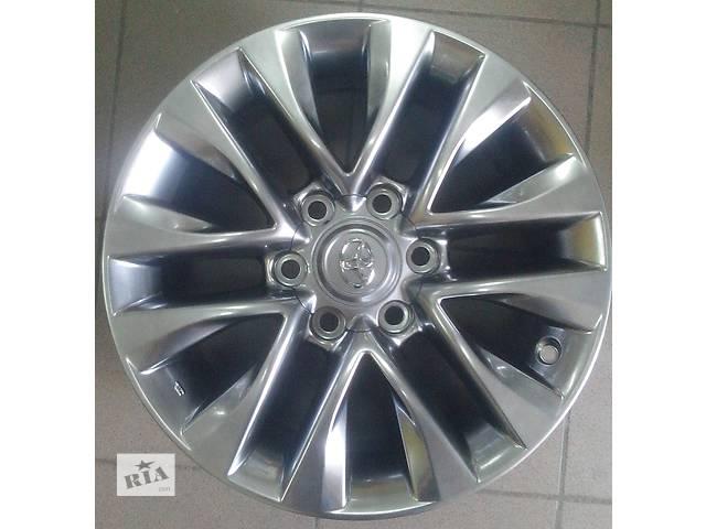 купить бу Новые R18 6x139.7 Оригинальные диски на Lexus GX 460, 470, Япония в Харькове