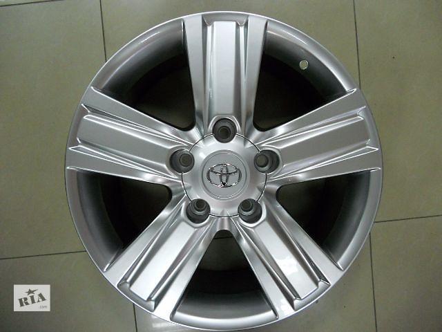 продам Цена за диск. Новые R20 5x150 оригинальные литые диски Toyota LAND CRUISER100\200\TUNDRA\SEQUOIA фирменные диски П бу в Харькове