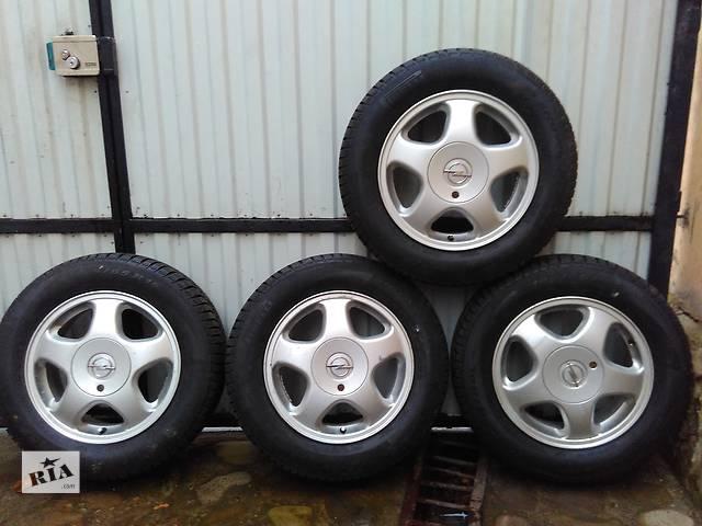 продам Новые шины для легкового авто Opel с дисками бу в Вижнице