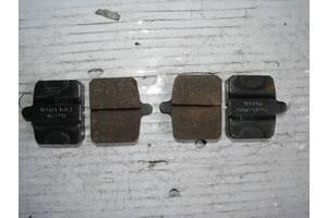 Новые тормозные колодки передн. Skoda 105/120 1976-1990, TEXTAR T4047 -арт№13804-
