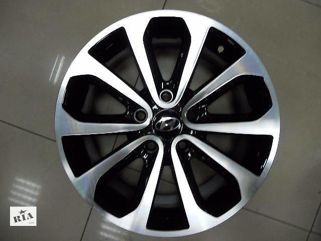 продам Новые R16 5x114.3 литые диски на HYUNDAI Elantra,Tucson Оригинальные диски бу в Харкові